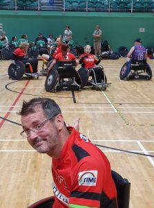 Wheelchair Rugby opportunities