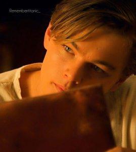 Leo di Caprio Titanic